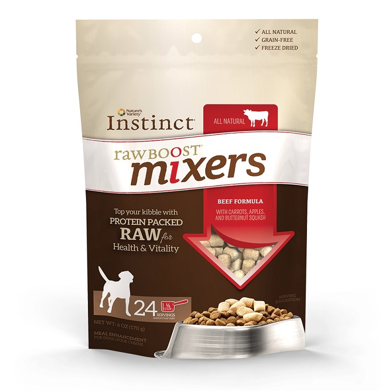 Nature S Variety Raw Boost Mixers