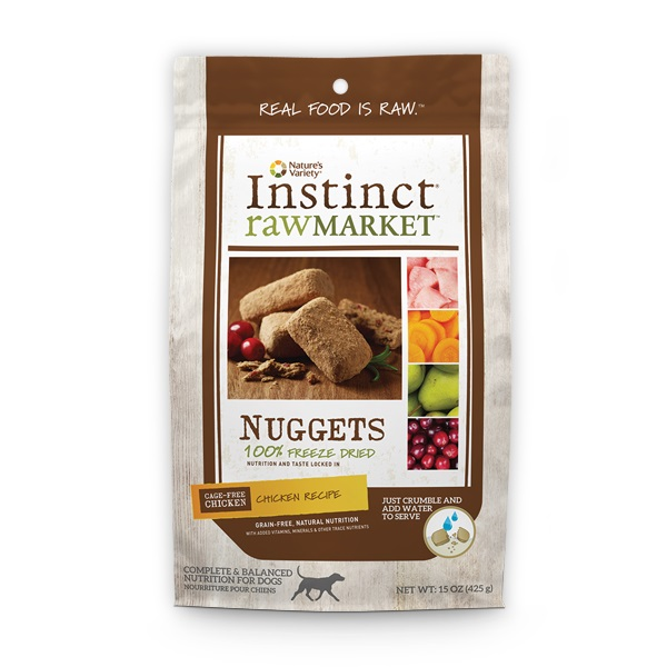 Nature S Variety Freeze Dried Dog Food