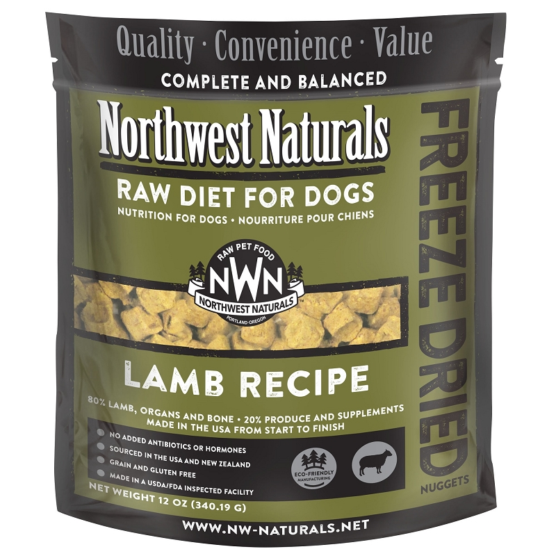 Feeding Northwest Naturals Dog Food