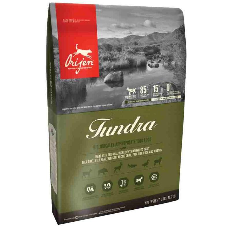Orijen Dry Dog Food Tundra