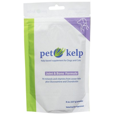 Pet Kelp Joint and Bone Dog and Cat Supplement