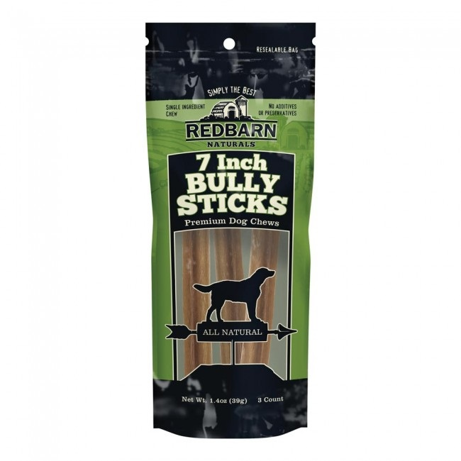 redbarn bully sticks 7 dog treats 3 count. Black Bedroom Furniture Sets. Home Design Ideas