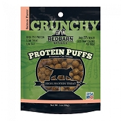 Redbarn Protein Puffs Salmon Flavor Cat Treats, 1-oz pouch