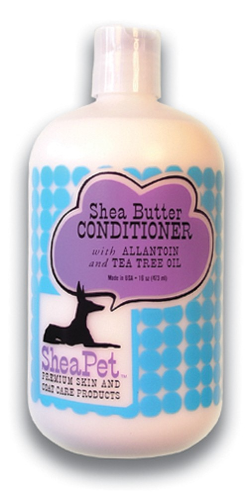 Shea Pet Dog Conditioner Pantenol and Tea Tree Oil