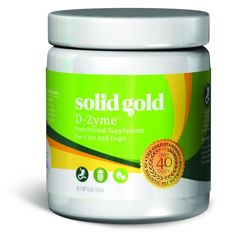 Gold supplement