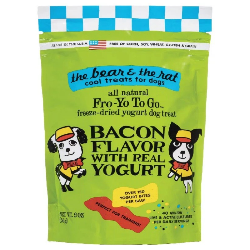 The Bear And The Rat Dog Treats Review