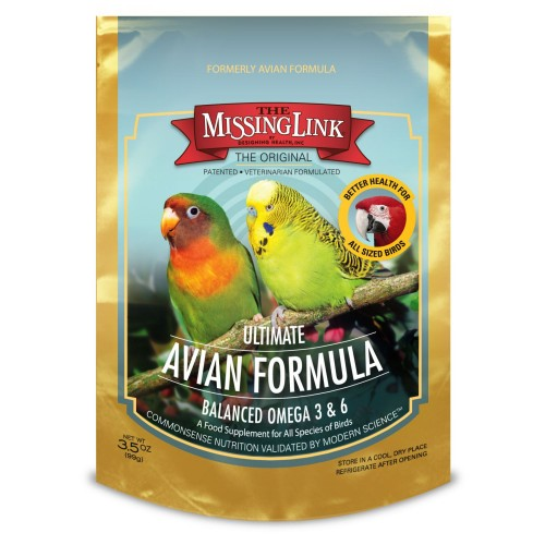 The Missing Link Ultimate Avian Bird Food Supplement