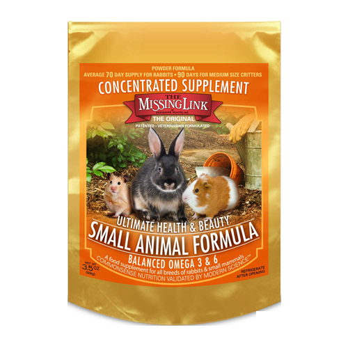 The Missing Link Ultimate Health & Beauty Small Animal Supplement