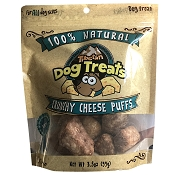 Tibetan Crunchy Cheese Puffs Dog Treats