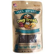Tibetan Dehydrated Beef Liver n Cheese Recipe Dog Treats, 3.5-oz Bag