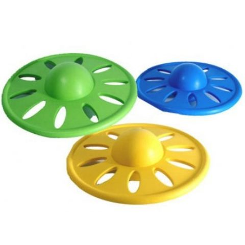 JW Pet WhirlWheel Frisbee Dog Toys, Small