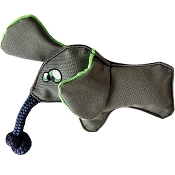 WO Elephant USA Dog Toy
