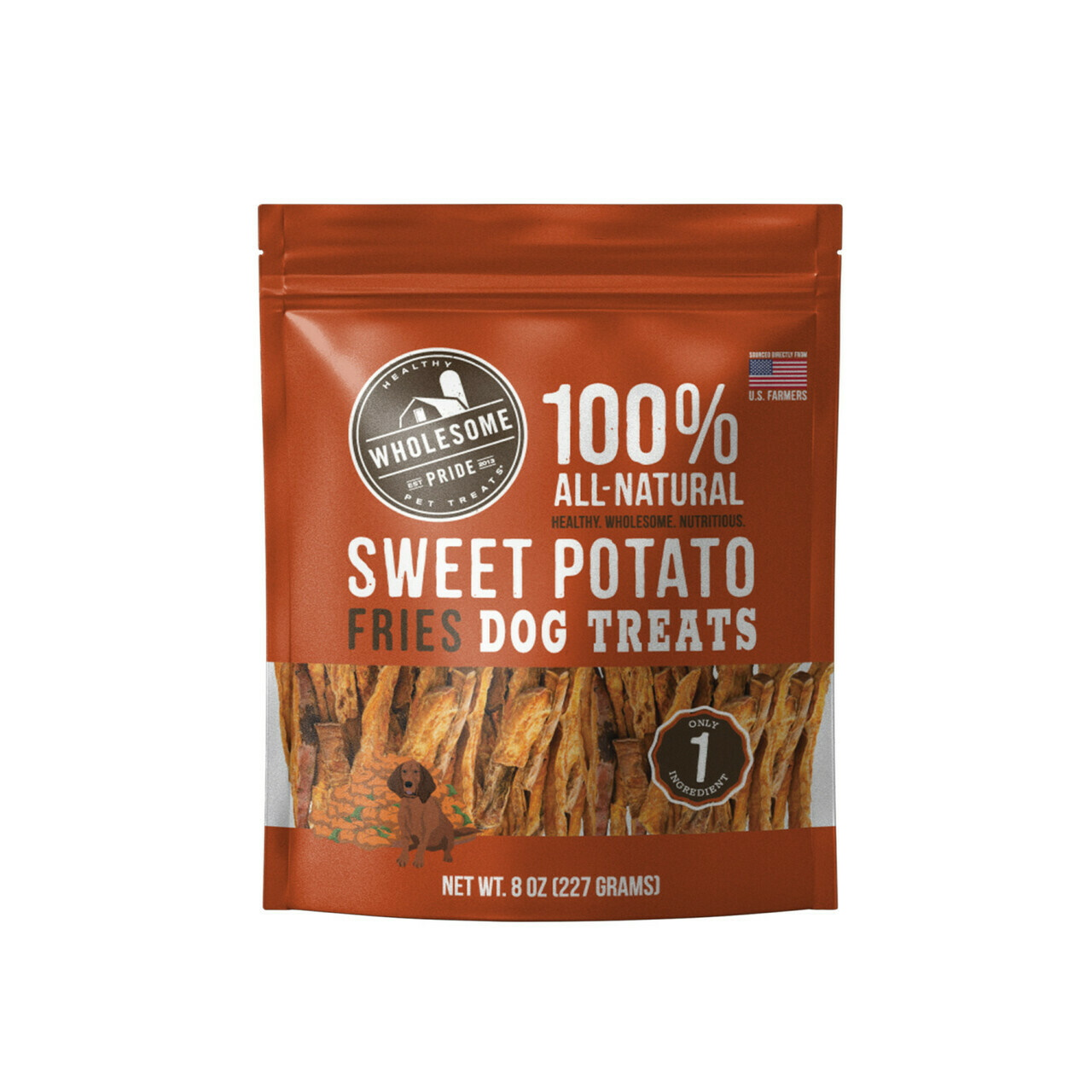 dog sweet potato chews