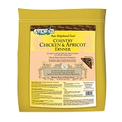 Addiction Grain Free Country Chicken & Apricot Dinner Raw Dehydrated Dog Food, 8 lb