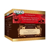 Addiction Homestyle Venison & Cranberry Dinner Raw Dehydrated Dog Food, 8 lb