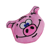 American Dog Pokey the Pig Made in USA Dog Toy