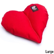 American Dog Furever Hearts Made in USA Dog Toy, Large