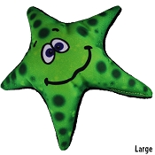 American Dog Stanley Starfish Made in USA Dog Toy, Large