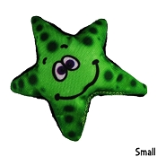 American Dog Stanley Starfish Made in USA Dog Toy, Small