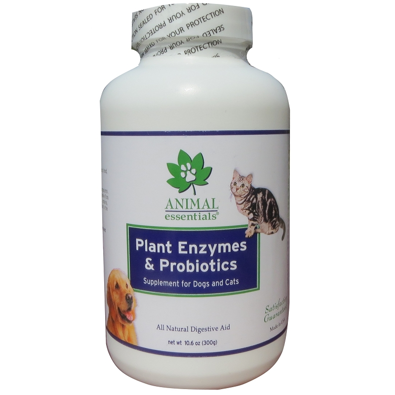 animal essentials plant enzymes amp probiotics dog amp cat