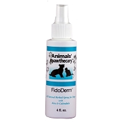 Animal Essentials FidoDerm Skin Spray for Dogs