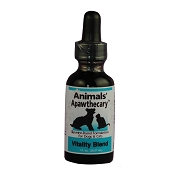 Animals' Apawthecary Vitality Blend Dog and Cat Supplement