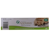 Applaws Tender Chicken Breast Peel Top Moist Cat Food, Case of 18