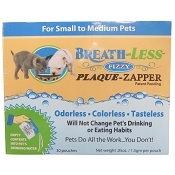 Ark Naturals Breath-Less Plaque Zapper For Small to Medium Dogs