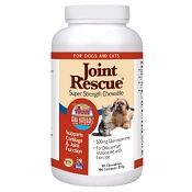 Ark Naturals Joint Rescue Super Strength Chewables Dog & Cat Supplement, 90-Count