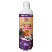 Ark Naturals Royal Coat Express Omega Mender! Itch Ender! Fish Oil for Dogs