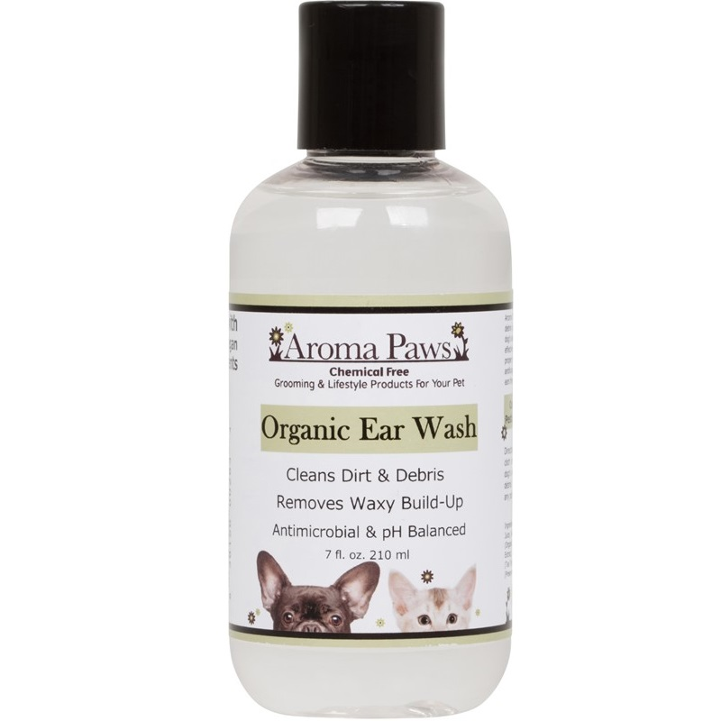 how to make ear wash for dogs