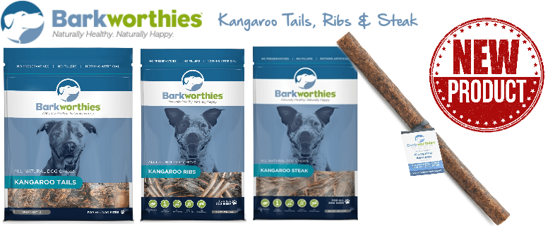 Kangaroo Dog Treats