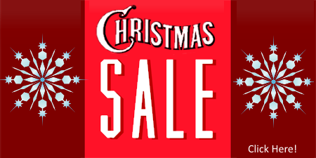 Christmas Sale Featured Products! Click Here!