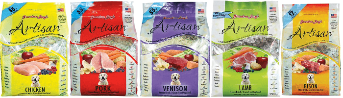 Grandma Lucy's Artisan Freeze-Dried Dog Food