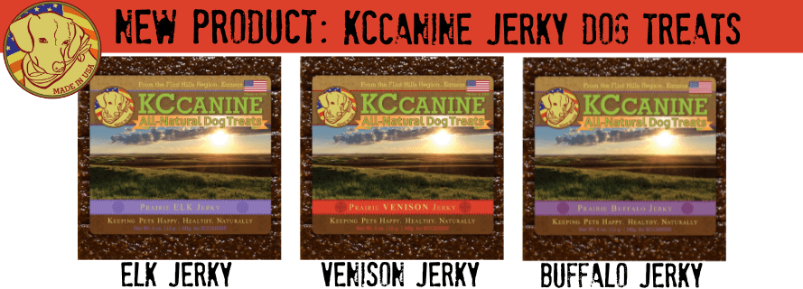 KCCanine Jerky Dog Treats