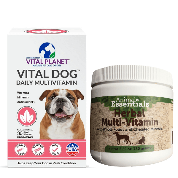 Multivitamins for Dogs