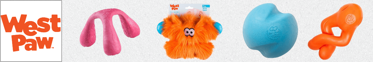 West Paw USA Dog Toys