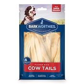 Barkworthies Cow Tails Dog Treats
