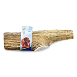 Barkworthies Split Elk Antler Dog Chews, Large