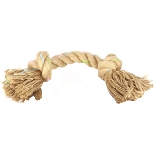 Beco Pets Jungle Double Knot Rope Dog Toy, Large