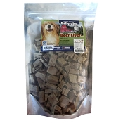 Bellyrubs Freeze-Dried Beef Liver Dog Treats, 14-oz Bag