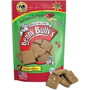 Benny Bully's Beef Liver & Real Apple Freeze-Dried Dog Treats, 2.1-oz Bag