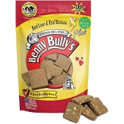 Benny Bully's Beef Liver & Real Banana Freeze-Dried Dog Treats, 2.1-oz Bag