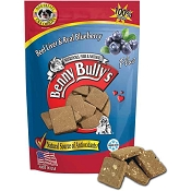 Benny Bully's Beef Liver & Real Blueberry Freeze-Dried Dog Treats, 2.1-oz Bag