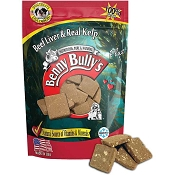 Benny Bully's Beef Liver & Real Kelp Freeze-Dried Dog Treats, 2.1-oz Bag