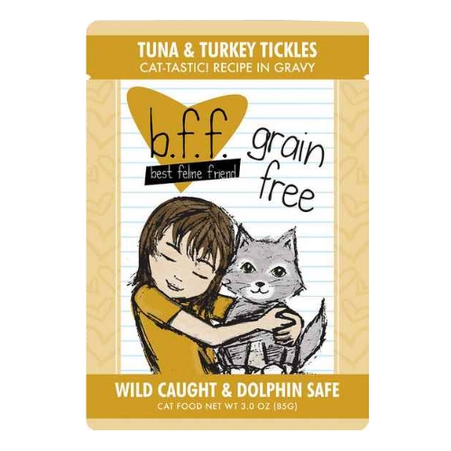 Bff Grain Free Cat Food
