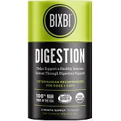 BIXBI Digestion Organic Supplement for Dogs and Cats