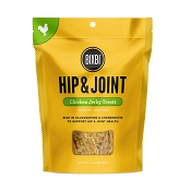 BIXBI Hip & Joint Chicken Jerky USA Dog Treats, 5-oz Bag
