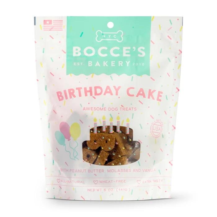 Bocce's Bakery Birthday Cake Dog Treats