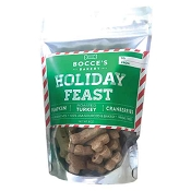 Bocce's Bakery Holiday Feast Dog Treats, 8-oz Bag